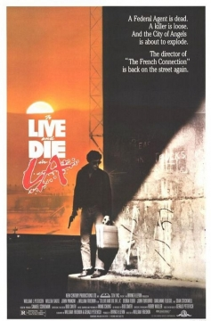 To Live and Die in L.A. movie poster