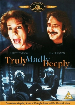 Truly Madly Deeply movie poster