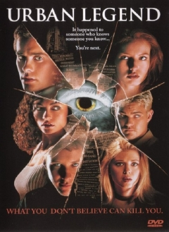 Urban Legend movie poster
