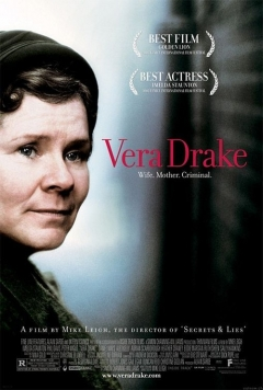 Vera Drake movie poster