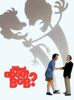 What About Bob? movie poster