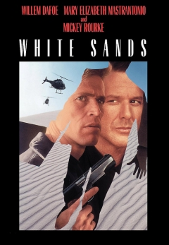 White Sands movie poster