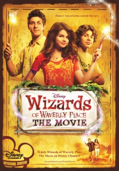 Wizards of Waverly Place: The Movie movie poster