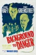 Background to Danger movie poster