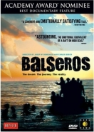 Balseros movie poster