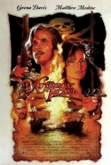 Cutthroat Island movie poster