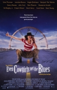 Even Cowgirls Get the Blues movie poster