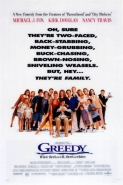 Greedy movie poster
