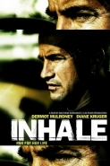 Inhale movie poster
