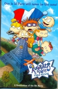 Rugrats in Paris: The Movie - Rugrats II movie poster