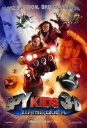 Spy Kids 3-D: Game Over movie poster
