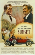 Sunset movie poster