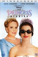 The Princess Diaries movie poster