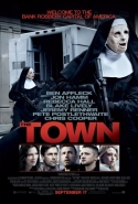 The Town movie poster