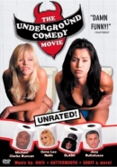 The Underground Comedy Movie movie poster