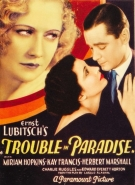 Trouble in Paradise movie poster