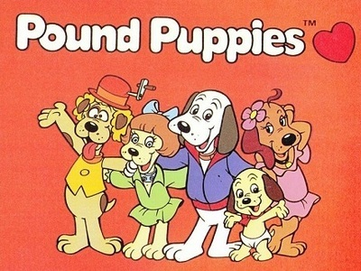 Pound Puppies on New Pound Puppies