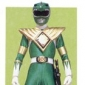 The Green Ranger played by Jason David Frank