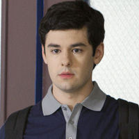 Lucas Gottesman played by Brendan Robinson