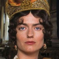 Caroline Bingley played by Anna Chancellor