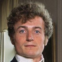 Mr. Bingley played by Crispin Bonham-Carter