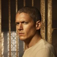 Michael Scofield played by Wentworth Miller