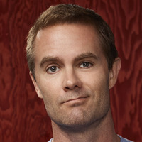 Burt Chance played by Garret Dillahunt
