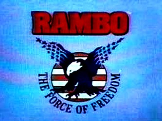 Rambo tv show photo