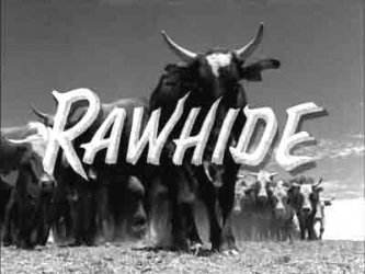 Rawhide tv show photo