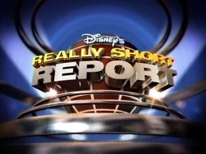 Really Short Report tv show photo