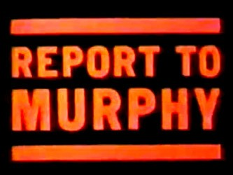 Report to Murphy tv show photo