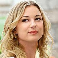 Emily Thorne played by Emily VanCamp