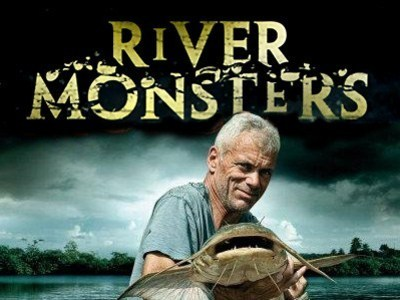 River Monsters tv show photo