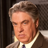 Detective Vince Korsak played by Bruce McGill