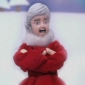 Mrs. Claus played by Phyllis Diller