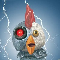 Various Robot Chicken