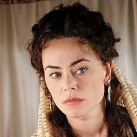 Atia of the Julii played by Polly Walker (II)