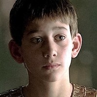 Caesarion played by Max Baldry