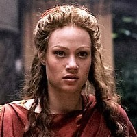 Eirene played by Chiara Mastalli