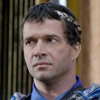 Mark Antony played by James Purefoy