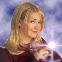 Sabrina Spellman played by Melissa Joan Hart