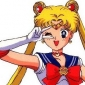 Sailor Moon played by Linda Ballantyne