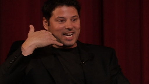 S0E0 Greg Grunberg On Matt Parkman