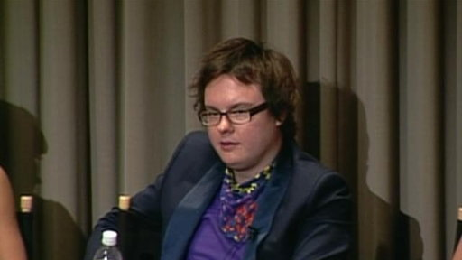 S0E0 Clark Duke On His Role