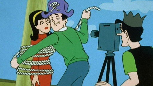 S01E13 The Old Sea Dog / Jughead's Girl