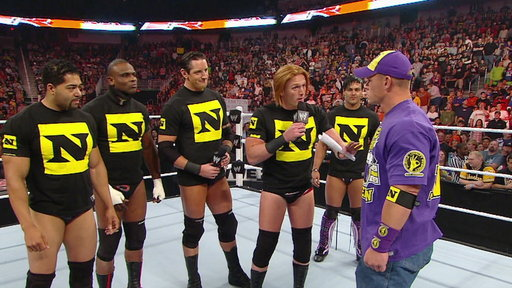 S0E0 The Nexus Welcome John Cena