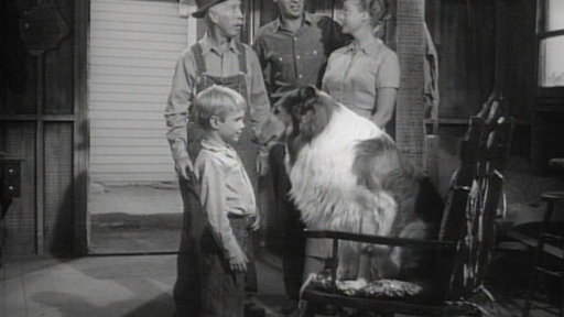 Lassie - 05x06 The Rocking Chair