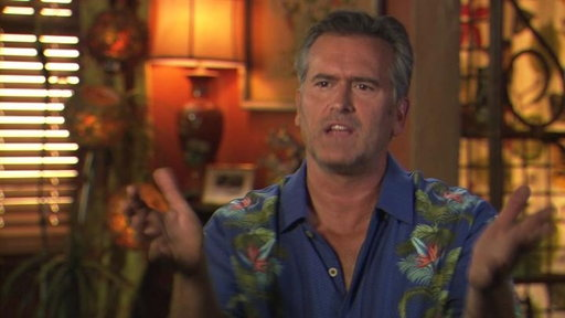 S0E0 Bruce Campbell on Sam's Character Arc