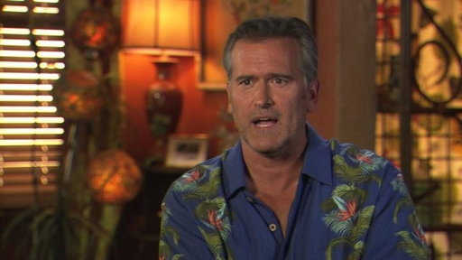 S0E0 Bruce Campbell on the Sam Axe Movie