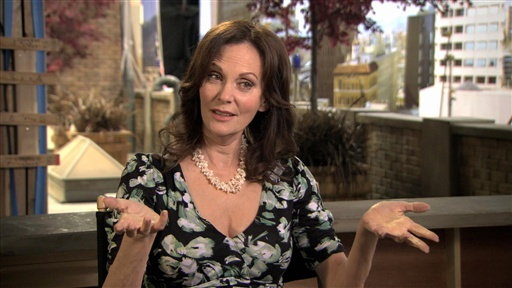 S0E0 Lesley Ann Warren On Season 4